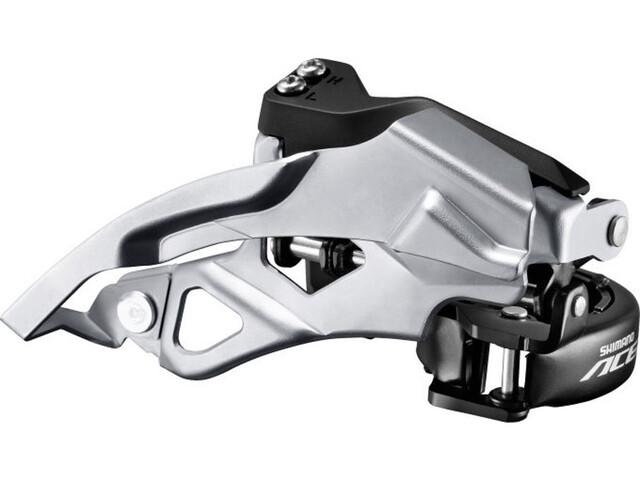 Shimano Acera Trekking FD-T3000 Umwerfer 3x9-fach Top Swing 66-69°